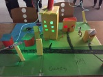 A student-created city